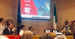 Conferenza stampa di Napoli Moda Design 2019