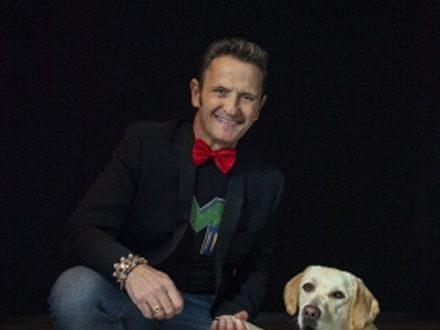 """Enzo Salvi in teatro con """"Io un attore cane"""""""