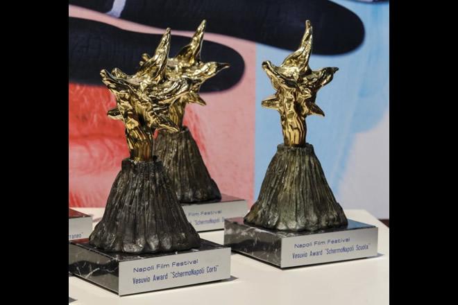 Il Vesuvio Award consegnato al Napoli Film Festival