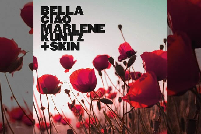 Marlene Kunts e Skun per Bella Ciao