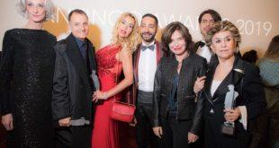 Alcuni degli ospiti del Antinoo Awards 2019