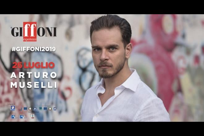 Arturo Muselli altro ospite di Giffoni