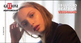 Beatrice Vendramin al Giffoni FIlm Festival 2019. Foto di Oskar Cecere