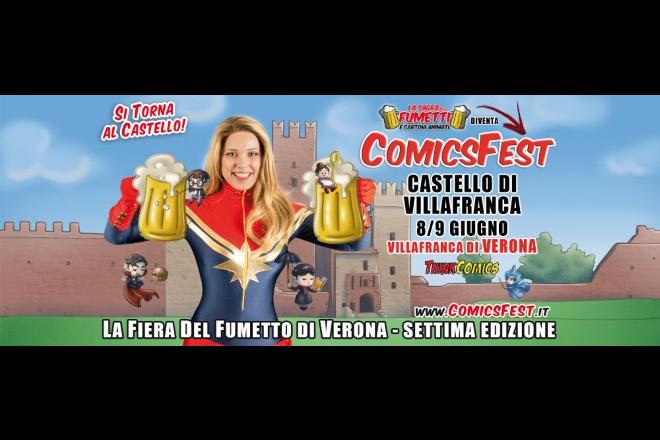 ComicFest 2019 a Verona