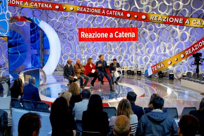 Conferenza stampa di Reazione a Catena. Foto di Giancarlo Cantone