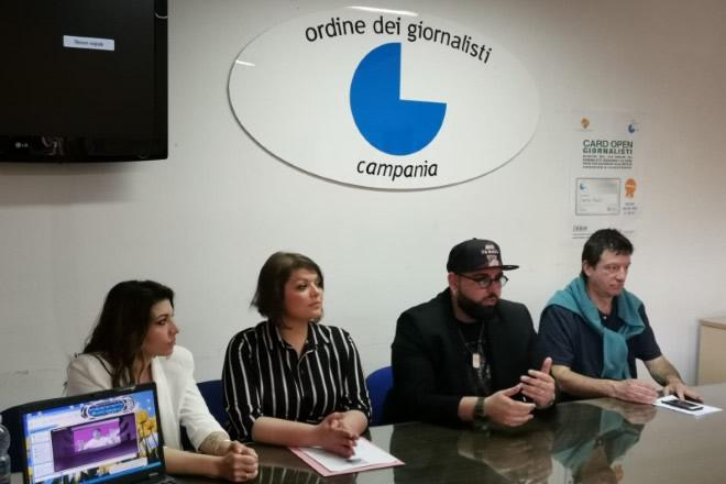 Conferenza stampa di presentazione degli Armonika
