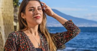 Cristina Cafiero. Foto di Leandro Suarez