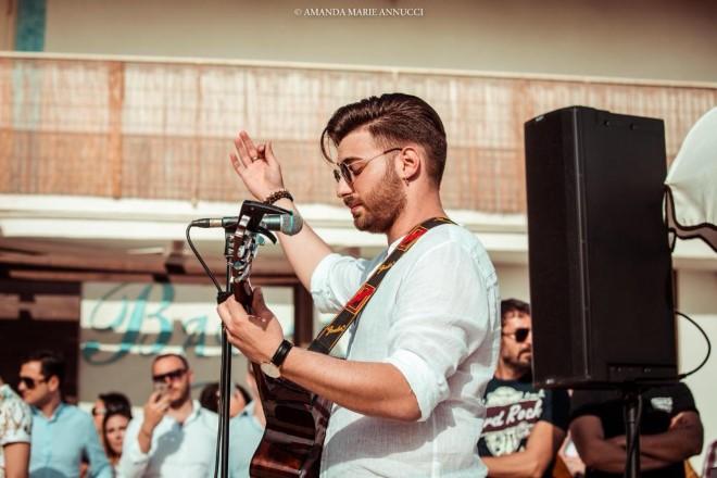 Daniele Chiaro. Foto di Amanda Marie Annucci
