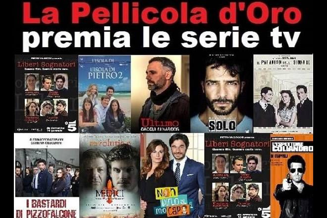 La pellicola d'oro - Serie TV - 2019
