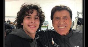 Mirko Trovato e Gianni Morandi ne L'Isola di Pietro 3