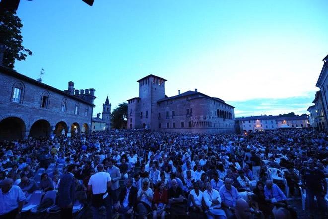 Musica in Castello - Fontanellato. Foto di Fochi