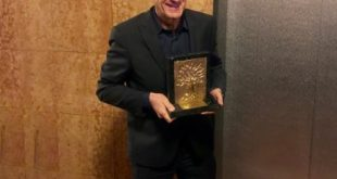 Premio Burgio 2019 a Ezio Greggio