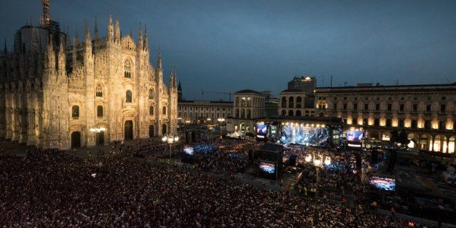 Radio Italia Live: le due tappe italiane