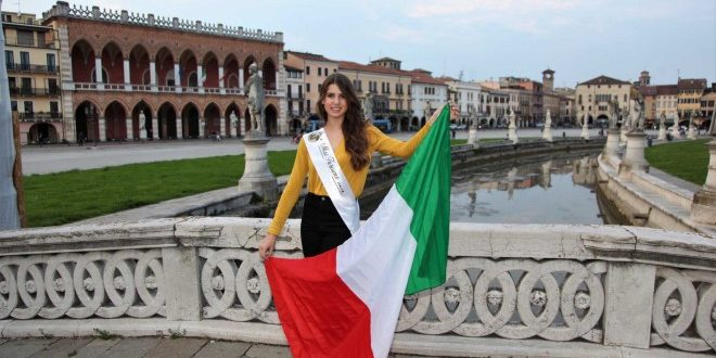 Selene Rossi è Miss Tourism World Italia 2019