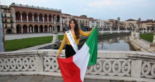 Selene Rossi è Miss Tourism World Italia 2019. Foto di Dino Juliani