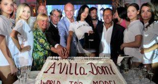 Anna Napolitano vince la tappa campana di World Top Model 2019. Foto di Umberto Raia