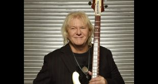 Chris Squire. Foto dal Web