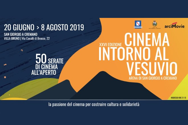 Cinema intorno al Vesuvio 2019