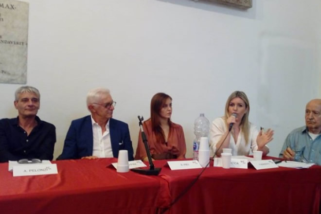 Conferenza di presentazione dell'Ariano International Film Festival 2019