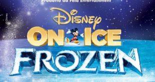Disney On Ice. Frozen, Il regno di ghiaccio