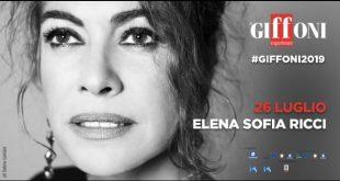 Elena Sofia Ricci ospite a Giffoni. Foto di Stefano Guindani