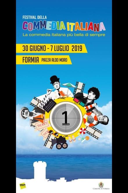 Festival della commedia italiana 2019