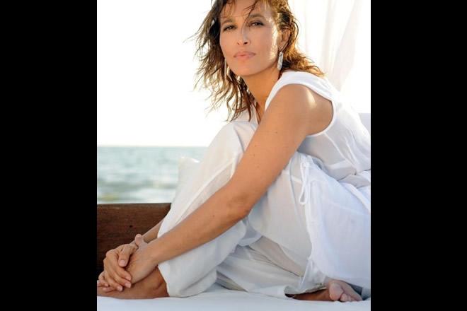 Grazia Di Michele. Foto da sito web