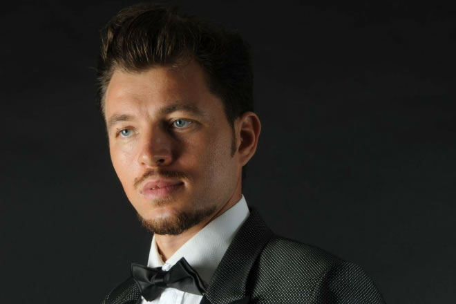 Il tenore Giuseppe Gambi
