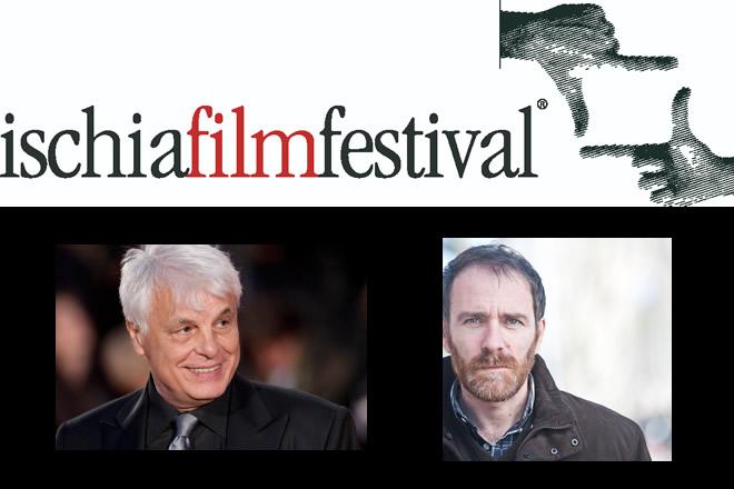 Michele Placido e Valerio Mastandrea ad Ischia Film Festival 2019