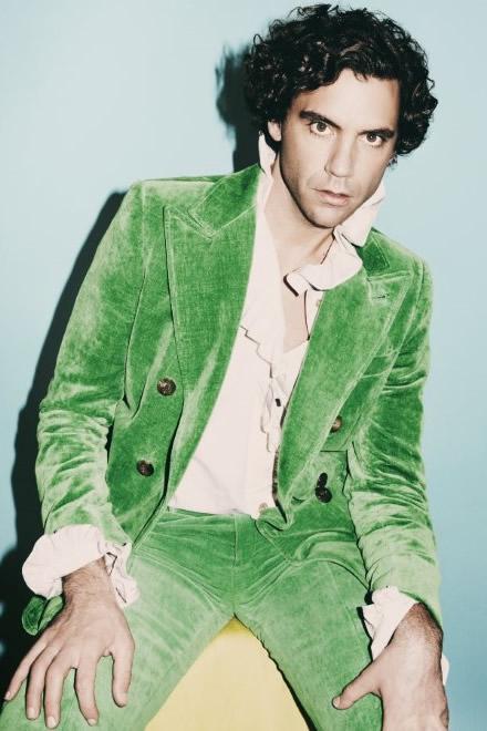 Mika. Foto di Vincenza da Ufficio Stampa