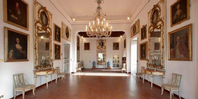 Mod'Arte al Museo Correale: l'haute couture si sposa con l'arte.