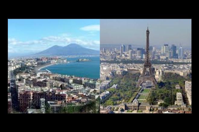 Napoli e Parigi