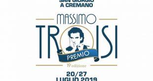 Premio Massimo Troisi 2019