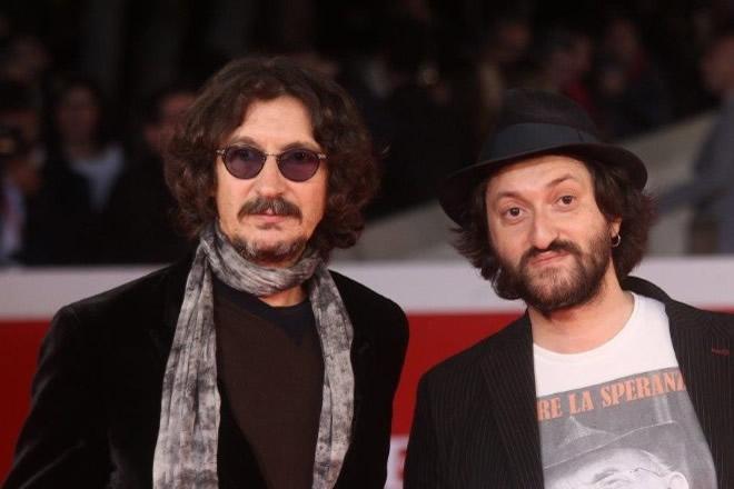 Sergio Cammariere e Cosimo Damiano Damato. Foto da Ufficio Stampa