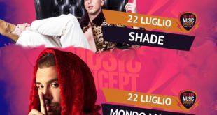 Shade e Mondo Marcio a Giffoni Film Festival