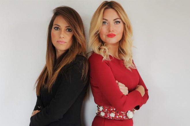 Silvia e Stefania Loriga di Eles Italia