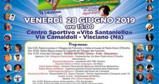 Social Day, la partita del Cuore a Visciano