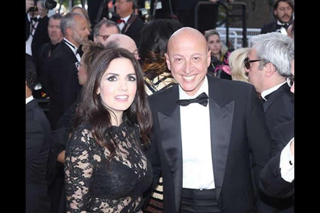 Tiziana Buldini con Ciro Pellegrino