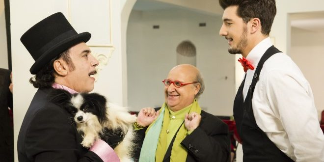 """Andrea Preti al cinema ne fa """"Di tutti i Colori"""""""