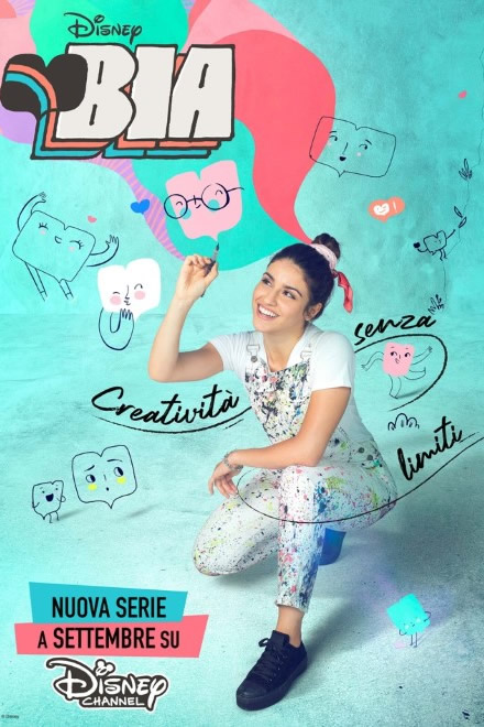 Bia - La serie su Disney Channel