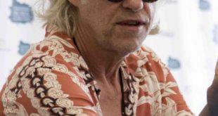 Bob Geldof ad Ischia Global Festival 2019