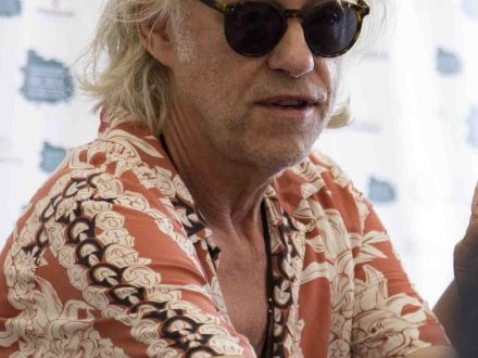 Bob Geldof appello sociale da Ischia Global Festival