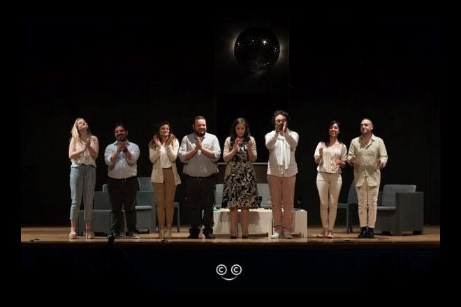 Corrado Visone al Festa nazionale del Teatro Amatoriale
