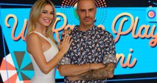 Diletta Leotta e Daniele Battaglia, conduttori di W Radio Playa