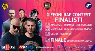 Giffoni Rap Contest 2019