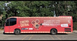 Il bus di Cinemacotral