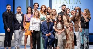 Il cast al completo di Italia Fashion Lovers