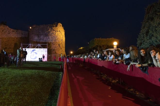 Il red carpet di Ariano International Film Festival