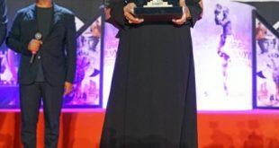 Isabella Ferrari al Magna Graecia Film Festival. Foto di Antonio Raffaele