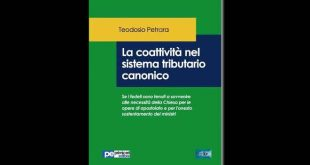 La Coattività Nel Sistema Tributario Canonico, di Teodosio Petrara